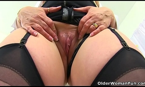 Next going in milfs non-native a difficulty UK accouterment 45