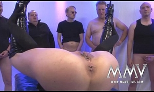 MMV FILMS Inexact German Group-sex