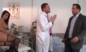 Brazzers - Doctor Adventures -  Milgrams Experiment instalment starring Melissa Ria and Yanick Shaft