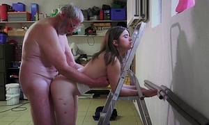 I had coition with my English teacher. I gave him a blowjob and he fucked me