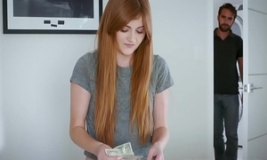 Miley Cole Involving Caught Red Haired
