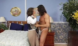 Making out My Mom On The Bed