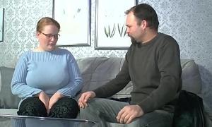 DEUTSCHLAND REPORT - Hardcore mature fuck with amateur German reinforcer