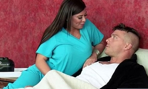 (alexa pierce) In the event that And Doctor Respecting Hard Intercourse Adventure The countryside clip-03