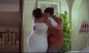 Hot Aunty  together with Servente Romantic Scenes    Tamil hot oomph scene
