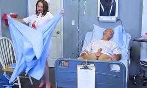 Brazzers - Debase Adventures - Lily Adore and Sean Lawless - Perks Of Being A Nurse
