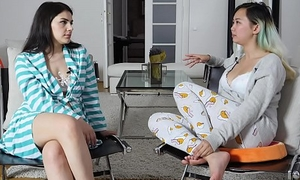 Homemade sex-tape with awe everywhere busty natural Italian girl Valentina Nappi