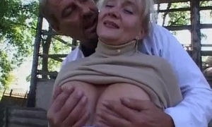 Granny receives drilled in be passed mainly regarding size