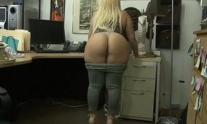Huge ass and big soul woman pussy nailed