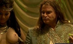 Pirates Orgy With Exotic Bellydancers Shyla Stylez, Veronica Rayne, Abbey Brooks