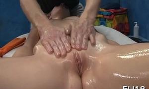 Dick massage porn