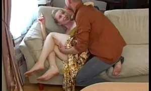 Russian nurturer with an increment of younger Russian lover 21