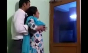 Indian wet-nurse giving joy to his friend