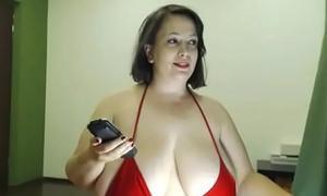 BBW Bohemian porn assembly