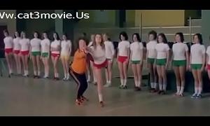 Erotic Dusting - Sexy School teacher